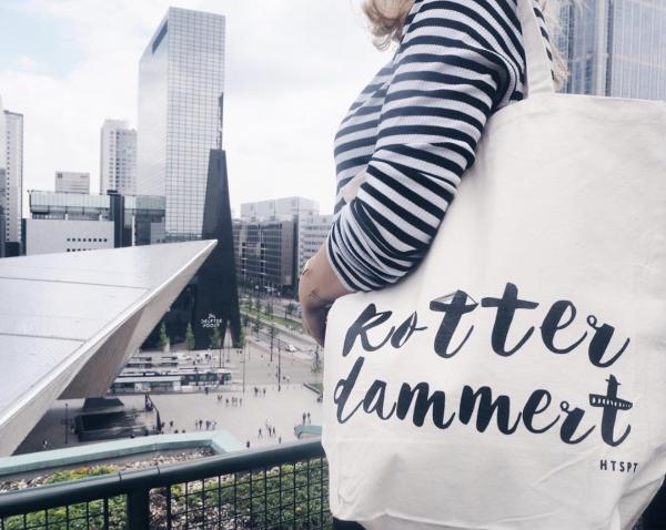 Rotterdammert Tote Bag